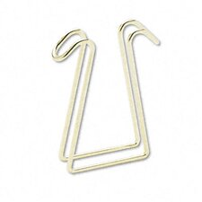 Coat Clip, Double-Sided Hook, 2 3/4 X 4 3/4