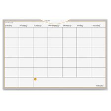 Dry Erase Planning Surface 1' x 1.5' White Board