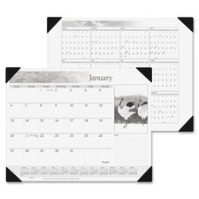 Monthly Calendar Desk Pad
