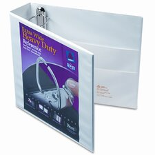 "Extra-Wide Ezd Reference View Binder, 2"" Capacity"