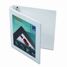 "Framed View Binder with One Touch Locking Ezd Rings, 1"" Capacity"
