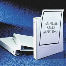 <strong>Avery Consumer Products</strong> Economy Reference View Binder, 1/2in Capacity