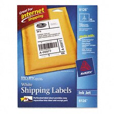<strong>Avery Consumer Products</strong> Shipping Labels with Trueblock Technology, 50/Pack