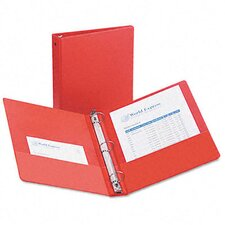 "Economy Round Ring Reference Binder, 1-1/2"" Capacity"