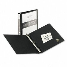 Economy Reference View Binder, 1in Capacity