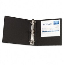 Economy Reference View Binder, 3in Capacity
