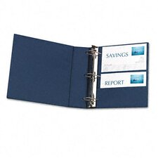 Durable Slant Ring Reference Binder, 2in Capacity