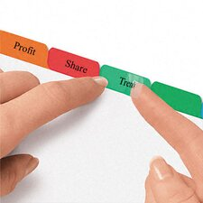 Index Maker Divider (8 Tabs, 5 Sets/Pack)
