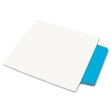 "NoteTabs-Notes, Tabs & Flags in One, White/Taupe, 3"", 10/Pack"