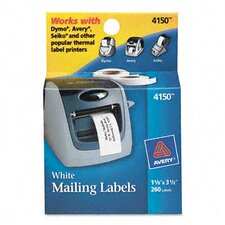 4150 Address Labels, 260 Labels/Box