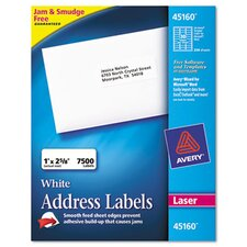 Address Labels, 7500/Box