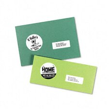 <strong>Avery Consumer Products</strong> High-Visibility Round Laser Labels, 300/Pack