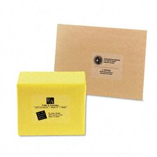 Easy Peel Laser Mailing Labels, 300/Box