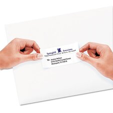 <strong>Avery Consumer Products</strong> Re-Hesive Inkjet Labels, 250/Box