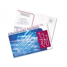 Postcards for Color Laser Printing, 80/Pack