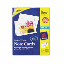 Printer-Compatible Cards with Envelopes (60/Box)