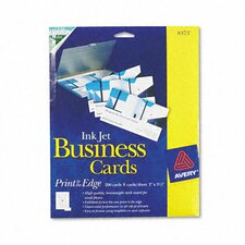 Inkjet Glossy Business Cards (200/Box)