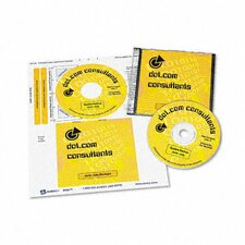 <strong>Avery Consumer Products</strong> CD/DVD Inkjet Labels/Inserts
