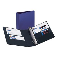 Durable EZ-Turn Ring Reference Binder, 8-1/2 x 11, 3in Capacity, Blue