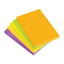 Perforated Sticky Note
