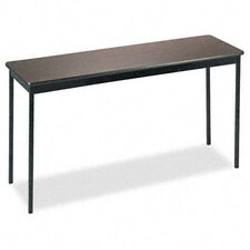 Utility Table, Rectangular, 60W X 18D X 30H