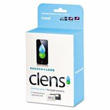 Clens Cleaning Wipes (Pack of 20)