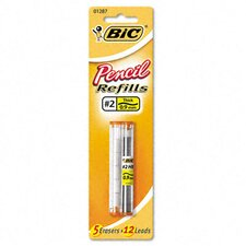 0.9Mm Hb Lead/Eraser Refills