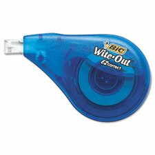 Non-Refillable Wite-Out Ez Correct Correction Tape (2/Pack)