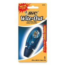Non-Refillable Wite-Out Mini Correction Tape