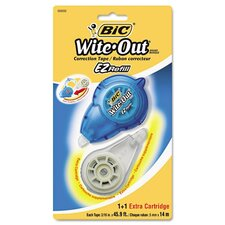 Refillable Wite-Out Ez Refill Correction Tape