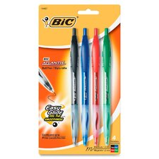 Atlantis Ballpoint Pens (Set of 4)