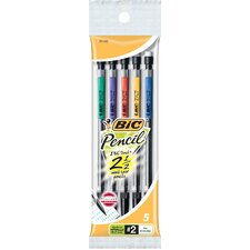 0.7 mm 2 Grade Mechanical Pencil (5 Pack)