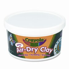 <strong>Crayola LLC</strong> Air-Dry Clay, 2 1/2 Lbs