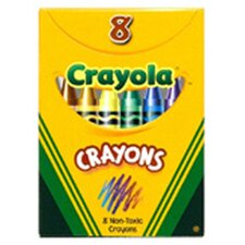 Crayola Regular Size 8 Colors