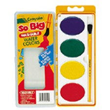So Big Water Color Refill 4 Colors