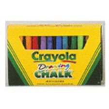 <strong>Crayola LLC</strong> Crayola Colored Drawing Chalk Asst