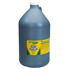 Washable Paint Gallon Red