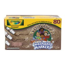 <strong>Crayola LLC</strong> Crayola Multicultural Washable