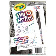 Wild Notes Notebook