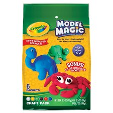 <strong>Crayola LLC</strong> Model Magic Craft Pack