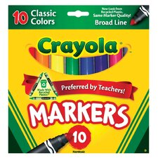 Classic Original Markers (10 Pack)