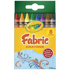 Fabric Crayon Set