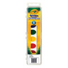 <strong>Crayola LLC</strong> Washable Watercolor Sets