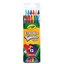Twistable Colored Pencils (Set of 12)