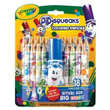 Pip-Squeaks Colored Pencil Set