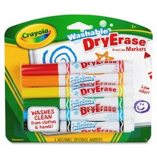 Dry Erase Markers (6 Pack)