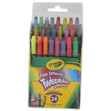 Twistable Crayon (24 Count)