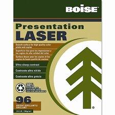 96 Brightness Aspen Laser Paper (500 Sheets/Ream)