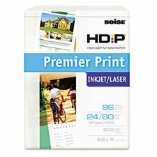 96 Brightness Hd:P Premier Print Copy Paper (500 Ream)