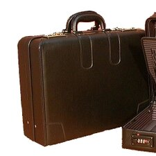 Koskin Leather Sample Bag/Overnight Attaché Case